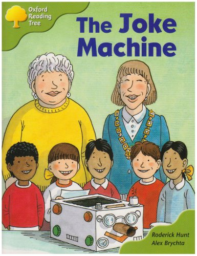 Oxford Reading Tree: Stage 6 and 7: More Storybooks B: the Joke Machineの詳細を見る