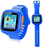 プレイウォッチ 子供 腕時計 キッズ 腕時計 スマートウォッチ 多機能 腕時計 タッチスクリー ...