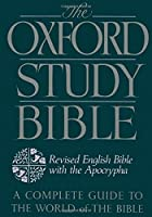The Oxford Study Bible: Revised English Bible with the Apocrypha [並行輸入品]