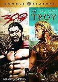 【初回限定生産】300〈スリーハンドレッド〉/トロイ DVD(お得な2作品パック)[DVD]