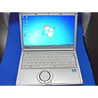 【中古】 Let's note(レッツノート) SX2 CF-SX2JDHYS / Core i5 3320M(2.6GHz) / HDD:320GB / 12.1インチ