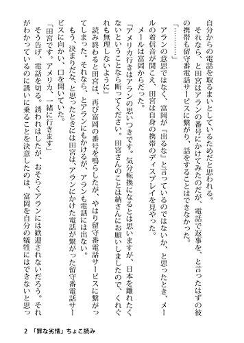 罪な劣情 (幻冬舎ルチル文庫)