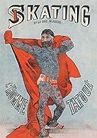 Carnet Ligné Affiche l'Homme Tatoué (Bnf Affiches)