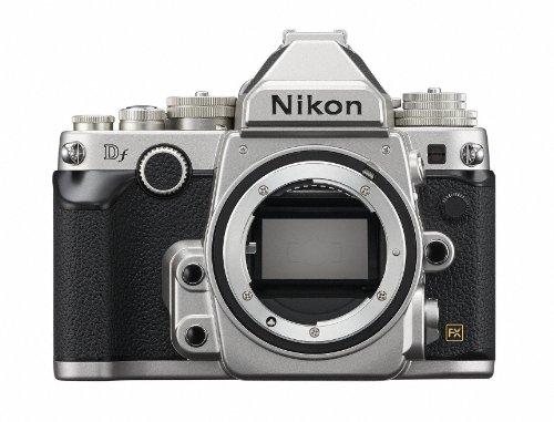 Nikon ニコン デジタル一眼レフカメラ Df ボディ シルバー