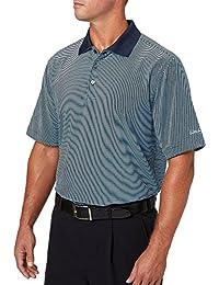 [ウォルター?ヘーゲン] メンズ シャツ Walter Hagen Men's Core Fashion Stripe G [並行輸入品]