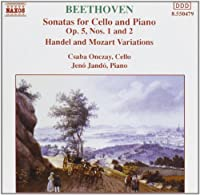 Beethoven: Cello Sonatas Op.5, Nos.1 & 2