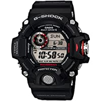 G-Shock Black Rangeman Triple Sensor Digital Mens Watch GW9400-1D