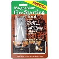 火打ち石 ファイヤースターター マグネシウム メタルマッチ 着火器 緊急災害・アウトドア・キャンプ・サバイバルツール