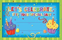 Eureka Lets Celebrate It's Your Special Day Set of 36 Recognition Awards [並行輸入品]