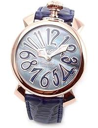 ガガミラノ GAGA MILANO 腕時計 5021.7 レザーベルト [並行輸入品]