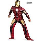 Iron Man Mark 6 Costume Mens [並行輸入品]