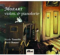 Violin Sonatas Kv304 379 & 454