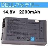 Dell/デル 500M 505M 510M 600M D500 D505 D510 D520 D600 D610 M20 対応 交換バッテリー 4cell 14.8V 2200mAh 並行輸入品