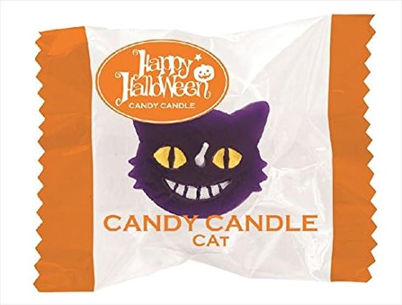 朝の体操をする飼料落胆するカメヤマキャンドル(kameyama candle) キャンディーキャンドル 「 キャット 」