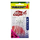 ヤマシタ(YAMASHITA) タイラバ 鯛歌舞楽(たいかぶら) 波動ベイト 約68mm ケイムラ #08