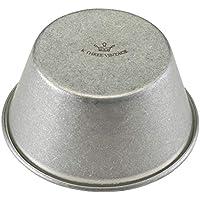 K3VINTAGE 18-8プリンカップ 大 100cc [ Φ73 x 50 x H38mm ] 【 料理道具 】 【 飲食店 レストラン 業務用 自宅用 】