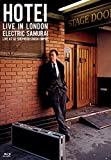 HOTEI LIVE IN LONDON Electric Samurai -Live at 02 Shepherd's Bush Empire-[TYXT-10012][Blu-...