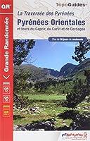 La traversee des Pyrenees Orientales GR10/GR36/30GRP 2017