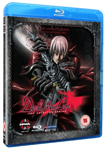 Devil May Cry - The Complete Series Box Set [BLU-RAY] (15)
