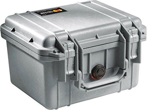 PELICAN ハードケース 1300 6.9L シルバー 1300-000-180
