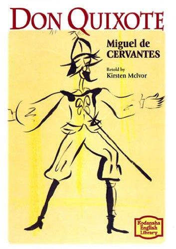 ドン・キホーテ - Don Quixote 【講談社英語文庫】の詳細を見る