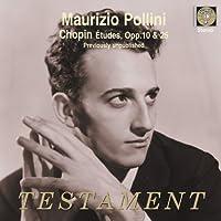 Chopin: Etudes Op. 10 & 25 by Maurizio Pollini (2012-01-10)