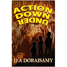 Action Down Under: Action Series Book 4