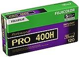 フジカラーPRO400H-120 5本パック(ブローニー ISO400カラーネガ) PRO400H-120-5PK