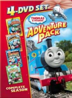 4-Dvd Adventure Pack [Import]