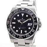 [ロレックス]ROLEX 腕時計 GMTマスター2 116710LN ランダム 中古[1297444] 付属:国際保証書 ブラック ランダム