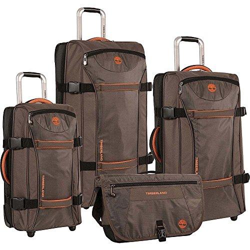(ティンバーランド) Timberland メンズ バッグ キャリーバッグ Twin Mountain 4 Piece Luggage Set 並行輸入品