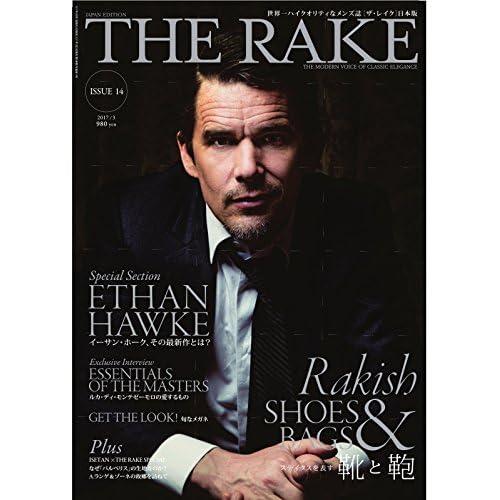 THE RAKE JAPAN EDITION(ザ・レイク ジャパン・エディション) ISSUE14 (2017-01-24) [雑誌]