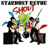 道 〜The Song For Us〜♪STARDUST REVUEのCDジャケット