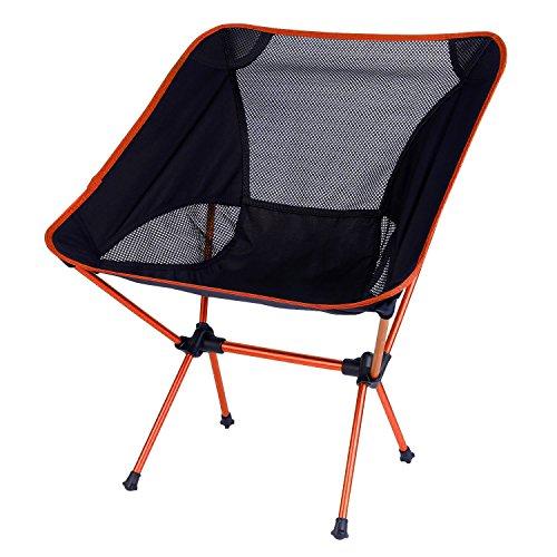 YOUMAY 改良版 アウトドアチェア キャンプ 椅子 背もたれ 耐荷重 145kg 折りたたみ ウルトラライト フィットチェア ローチェア ポータブル ジュラルミン 超軽量 コンパクト収納 登山 釣り バーベキュー レジャー アウトドア用品