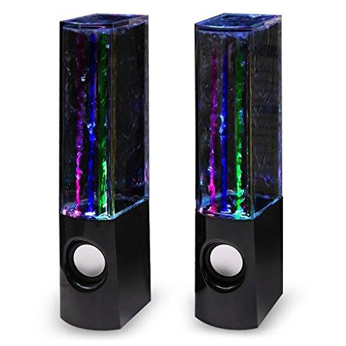 LEDスピーカー ダンシング ウォーター スピーカー USB...