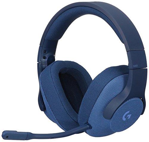ゲーミングヘッドセット PS4 ロジクール G433BL 高音...