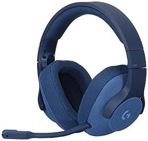 ゲーミングヘッドセット PS4 ロジクール G433BL 高音質 有線 サラウンド 7.1ch PC Nintendo Switch Xbox One