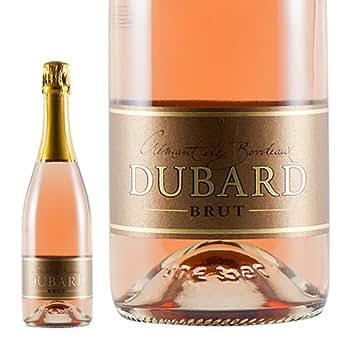 """クレマン・ド・ボルドー """"デュバール"""" Cremant de Bordeaux """"DUBARD"""" NV ロゼ泡 750ml"""