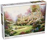 1000ピース ジグソーパズル 春の庭(49×72cm)