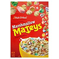 [Malt O Meal] 麦芽-O-食事マシュマロMateysの320グラム - Malt-O-Meal Marshmallow Mateys 320g [並行輸入品]