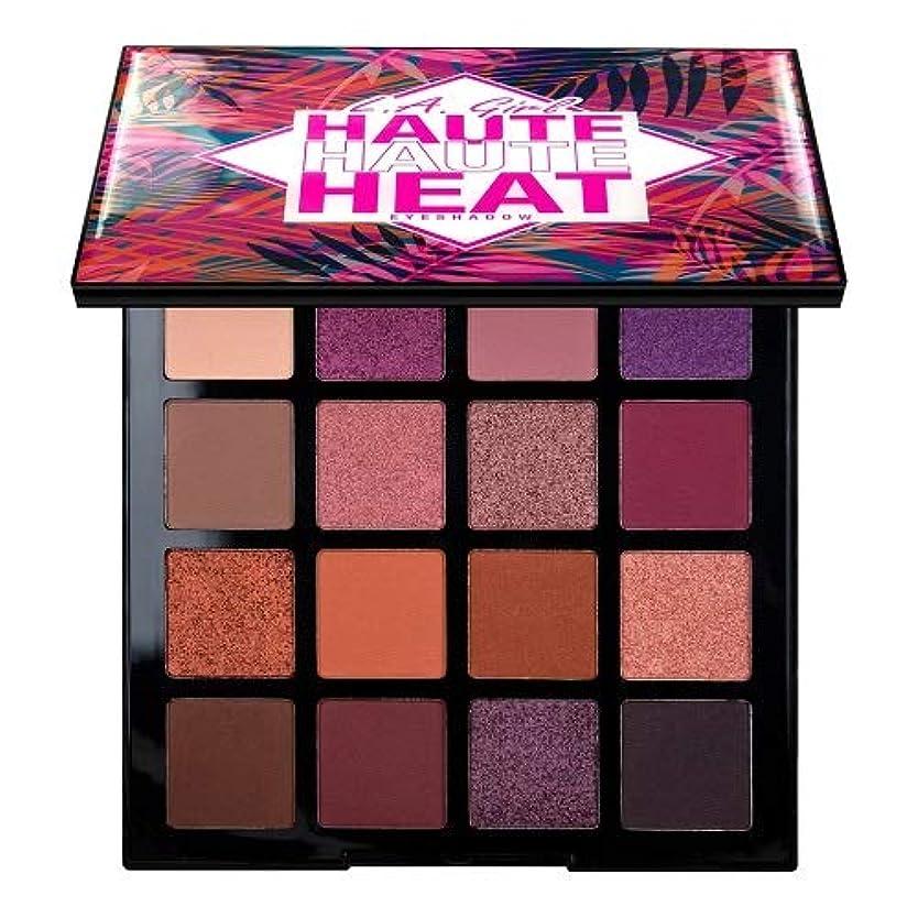 出身地学ぶどちらもL.A. GIRL Haute Haute Heat Eyeshadow - Vacay Everyday (Limited Edition) (並行輸入品)