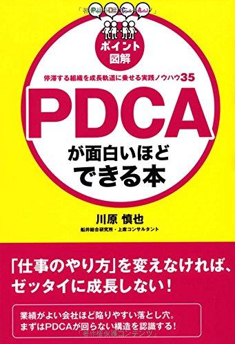 [ポイント図解]PDCAが面白いほどできる本の詳細を見る