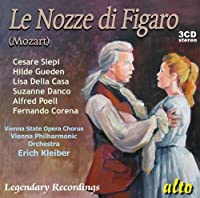 Le Nozze Di Figaro by Cesare Siepi (2010-01-26)