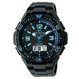 CITIZEN WATCH(シチズン時計) Q&Q ソーラー電源機能搭載 デジタル電波時計 MD06-335 ファッション 腕時計 メンズ(男性) top1-ds-1424310-ak [簡易パッケージ品]