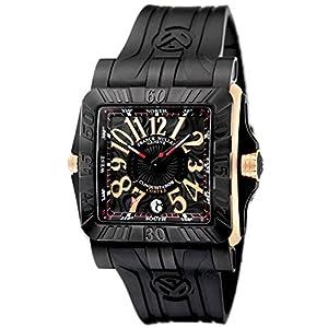 [フランクミュラー]FRANCK MULLER 腕時計 コンキスタドール コルテス グランプリ ブラック文字盤 10800SCDTGRG BLK 5N メンズ 【並行輸入品】