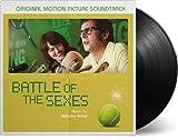 BATTLE OF THE SEXES [2LP] (180 GRAM BLACK AUDIOPHILE VINYL, GATEFOLD, BOOKLET, SCORE BY NICHOLAS BRITELL, ORIGINAL SONGS BY ELTON JOHN, GEORGE HARRISON, SARA BAREILLES, ETC) [12 inch Analog]