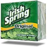 【Irish Spring】アイリッシュスプリング?デオドラント石鹸113g×3個パック 【オリジナル】