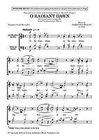 James MacMillan: O Radiant Dawn (The Strathclyde Motets) / ジェームズ・マクミラン: オー・レイディアント・ドーン(ストラスクライドのモテット集) 楽譜