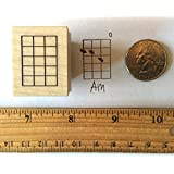 Stampola Ukulele Mandolin Banjo Chord Stamp (Medium) [並行輸入品]
