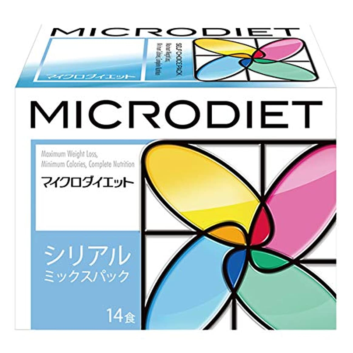実現可能性気難しい受信マイクロダイエット シリアルミックスパック(14食)【6AMA2-07431】